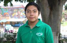 Obtiene estudiante de la UTVCO, beca MEXPROTEC para estudiar en Francia