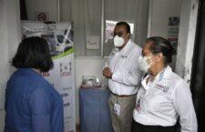 Realizan Ayuntamiento de Oaxaca y COESIDA jornada de detección de VIH, Sífilis y VHC