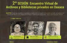 Continúa AGEO Encuentro de Archivos y Bibliotecas de Oaxaca