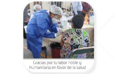 Por su compromiso y trabajo en el bienestar de la población, los SSO reconocen a profesionales de la salud
