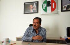 El PRI trabaja con miras a la elección de gobernador o gobernadora: Eviel Pérez Magaña