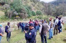 Sin incidentes primera etapa de los trabajos técnicos topográficos en Santa Catarina Yosonotú y Santa Lucía Monteverde