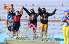 En el primer día de la paranatación Oaxaca suma siete medallas